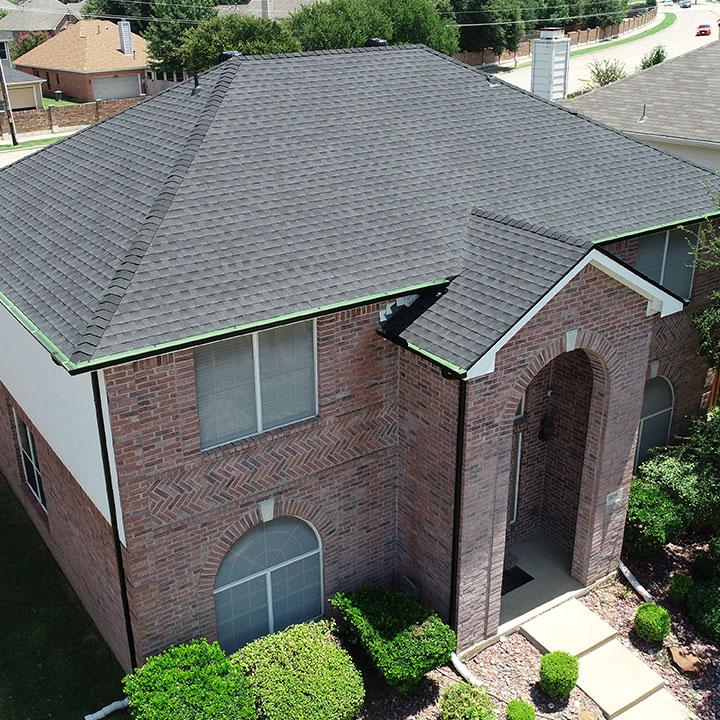 texas roofing contractor