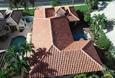 tile roofing contractor
